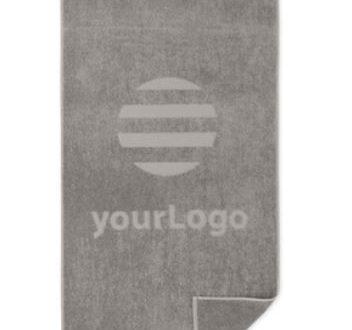 Håndklæde med logo